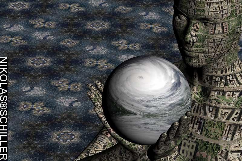 Ball of Destruction by Nikolas Schiller