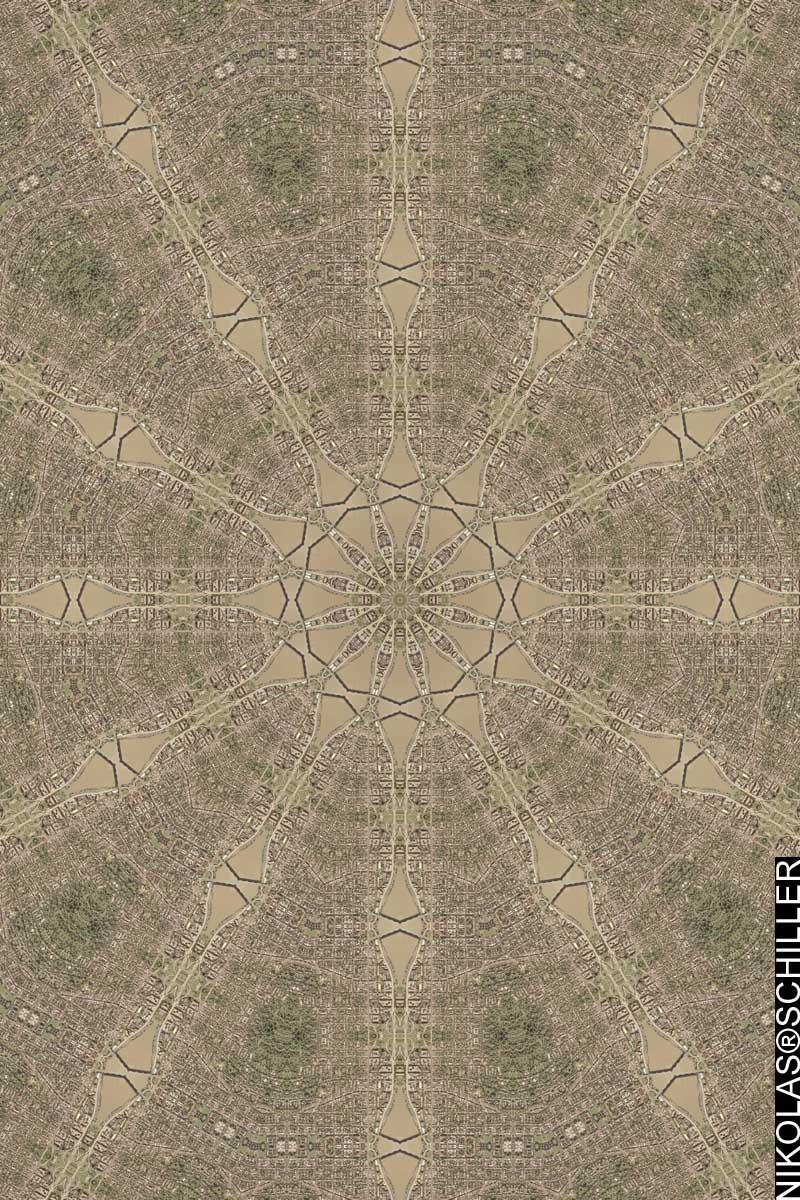 Georgetown Quilt No. 4 by Nikolas R. Schiller